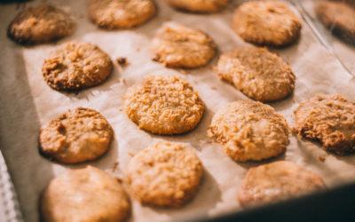 Fresh Baked Cookies At Iris Garden Inn