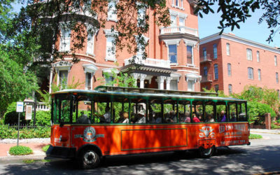 Savannah HIstoric Trolley Tours