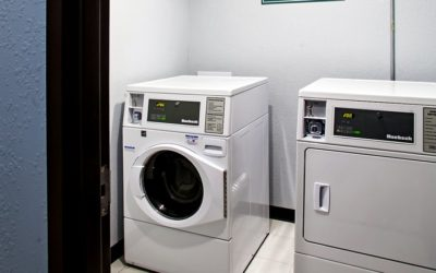 Laundry At Iris Garden Inn