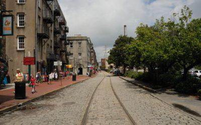 Historic Savannah Georgia