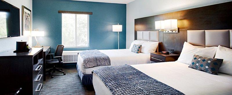 Double Room At Iris Garden Inn